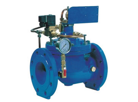 水泵控制阀 700X 型 PN10~PN25