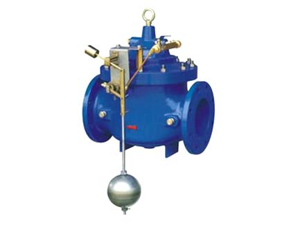 定水位阀 BD100D-10、BD400D-16、BD400D-25 型