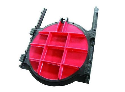 冶金阀门-圆形闸门