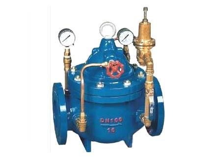 水力控制阀-200X减压稳压阀
