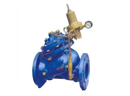 水力控制阀-AX742X隔膜式安全泄压/持压阀