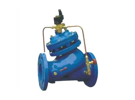 水力控制阀-J145X隔膜式电动遥控阀
