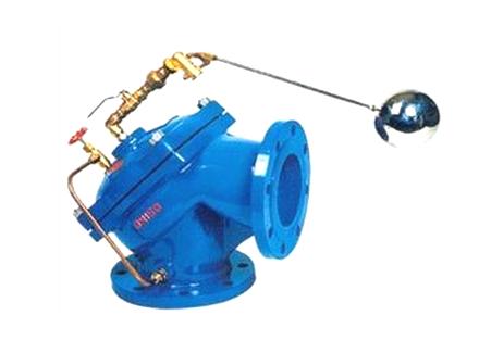 水力控制阀-100A角型定水位阀